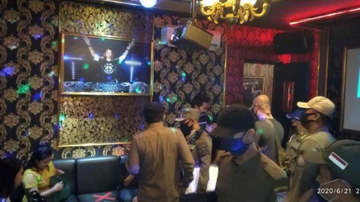 Terjaring Razia di Hotel dan Tempat Karaoke, 8 Pasangan Selingkuh Disuruh Nyanyi Lagu Nasional