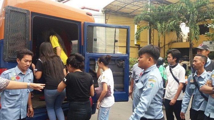 Razia Narkoba, Enam Wanita Penghibur di Tamansari Dijaring Polisi