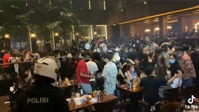Tak Jera Didenda Satpol PP, Alasan Polisi Bui Manajer Kafe Hollywings