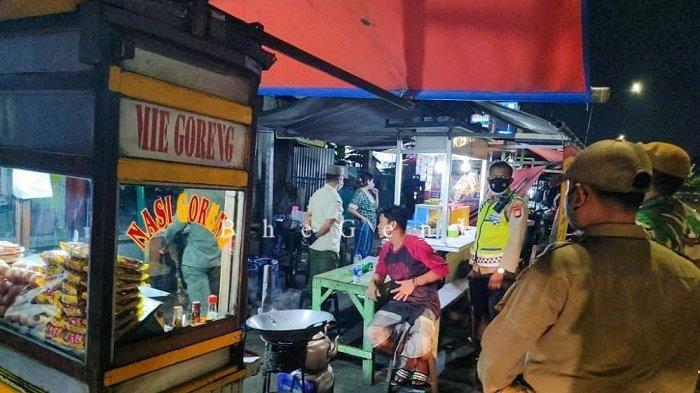Satpol PP Jakarta Pusat Kenakan Sanksi Puluhan Tempat Usaha dan Kantor karena Langgar PPKM Darurat