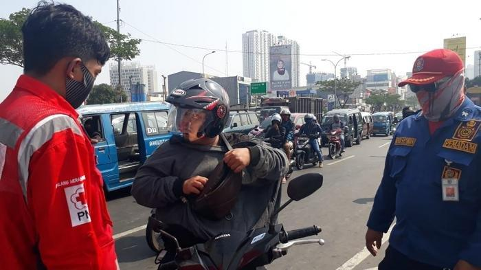 Hari Kedua Razia, Jumlah Warga Depok yang Tak Bermasker Turun 34 Orang