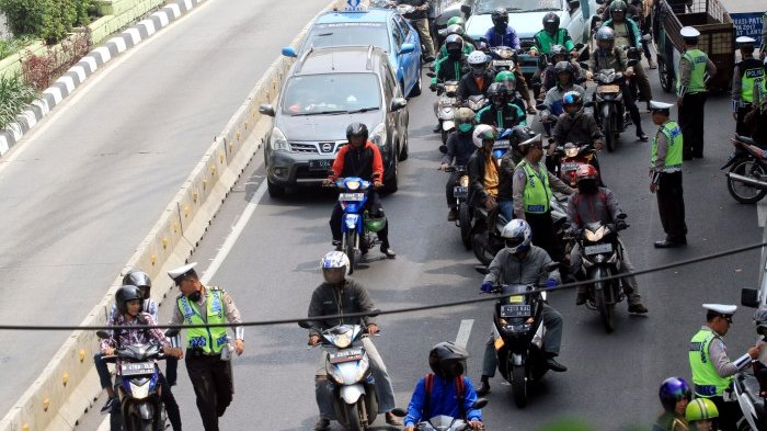 Nekat Kabur saat Operasi Patuh Jaya 2019, Polisi Akan Kejar, Tangkap, dan Tindak Tegas