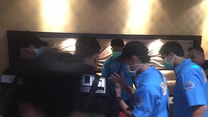 3 Orang Positif Narkoba saat Razia Petugas di Tempat Hiburan Malam di Tangerang Selatan