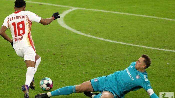 Bayern Muenchen 3-3 RB Leipzig: Die Roten Tetap Jadi Pemuncak Klasemen