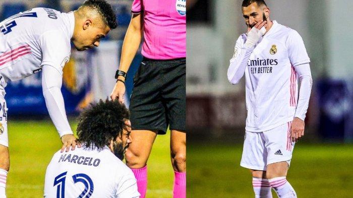 Starting XI dan Live Streaming Huesca vs Real Madrid, Real Tanpa Ramos namun Wajib Menang, Bisakah?