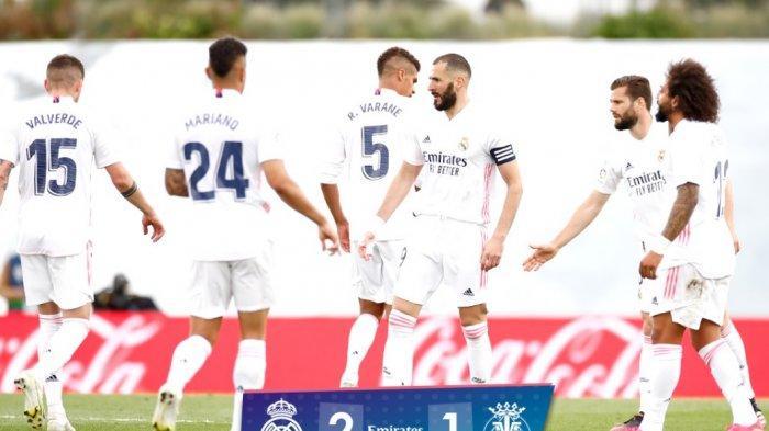 Hasil Lengkap dan Klasemen Terbaru Liga Spanyol, Real Madrid Menang 2-1 Tapi Kehilangan Gelar