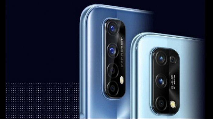 17 September 2020, Realme 7 dan 7i Quad Camera 64 MP Rilis di Tanah Air, Spesifikasi dan Harganya?