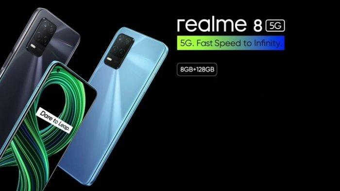 Ponsel Realme 8 5G Diluncurkan Bersamaan dengan Penayangan Perdana Fast and Furious 9, Ini Harganya