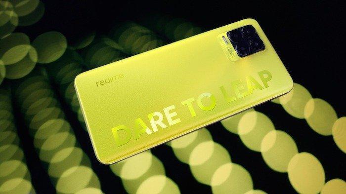 Realme Luncurkan realme 8 Pro Illuminating Yellow Bisa Terang dalam Gelap, Serta Koleksi Jam