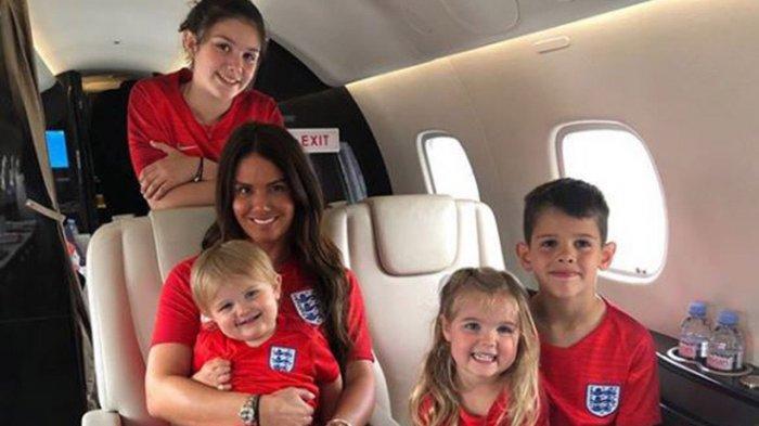 Istri Jamie Vardy Ini Royal Selama Piala Dunia 2018