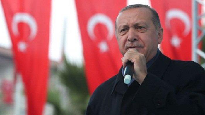 Presiden Turki Erdogan Bahas Kerja Sama dengan Presiden Israel