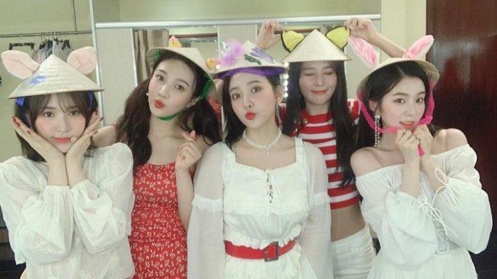 Red Velvet pada 19 Juni 2019 Akan Rilis Album Baru, Kembali ke Industri K-pop