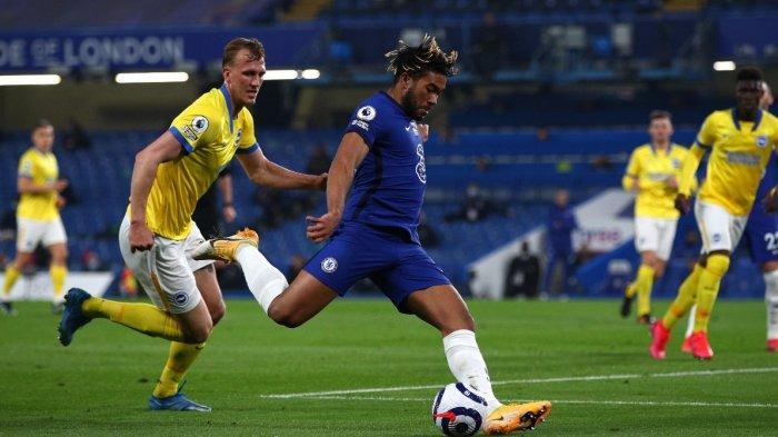 Hasil Chelsea vs Brighton 0-0, Chelsea Geser West Ham ke Zona Liga Champions, Namun Gagal 3 Besar
