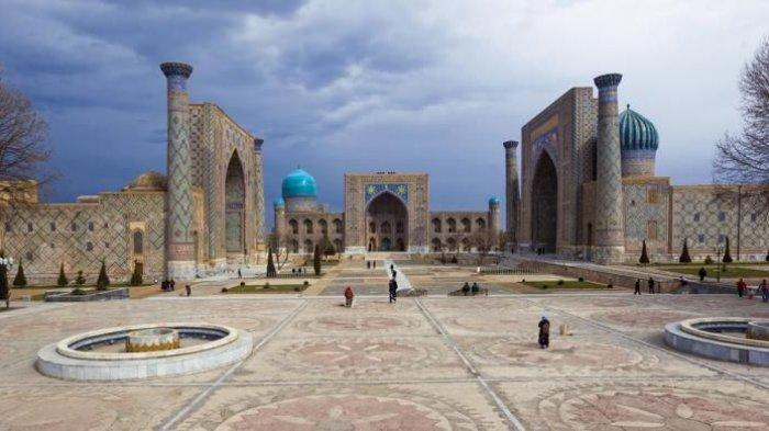 Hore, ke Uzbekistan Sekarang Bebas Visa