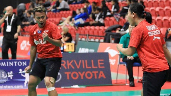 Empat Wakil Indonesia Kejar Tiket Final Kejuaraan Dunia Junior