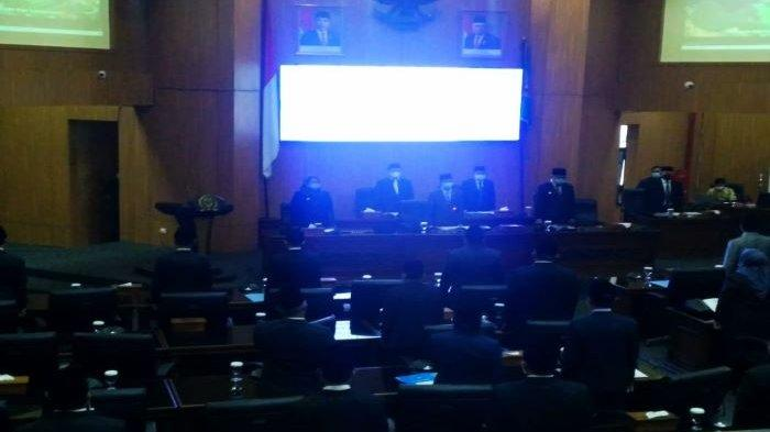 Catatan DPRD Kabupaten Bogor dalam Rapat Paripurna Penyampaian Rekomendasi LKPJ Bupati Bogor