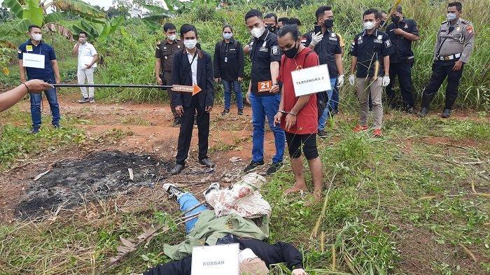 2 Pelaku Pembunuhan dan Pembakaran Jasad Wanita di Cisauk Terinspirasi dari Siaran TV
