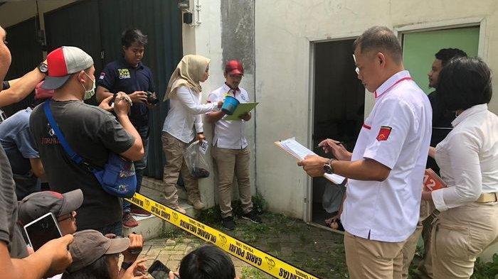 Kekasih Gelap  Pelaku Pembunuhan Bayi di Tangerang Selatan Masih Diburu Polisi