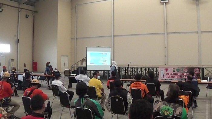 Satgas Covid-19 Kabupaten Bekasi Rekrut 150 Relawan Swaber untuk Peningkatan Testing Warga