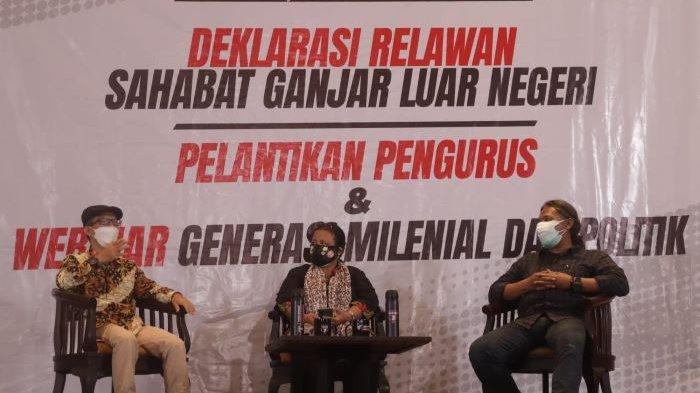 Relawan Sahabat Ganjar Deklarasi di 17 Negara Siap Tempur di Pilpres 2024, Ini Kata Relawan Malaysia