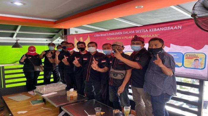 Gerakan Perubahan Depok Relawan Jas Merah, Blusukan ke Sarang PKS, Pradi-Afifah Unggul 10 Persen