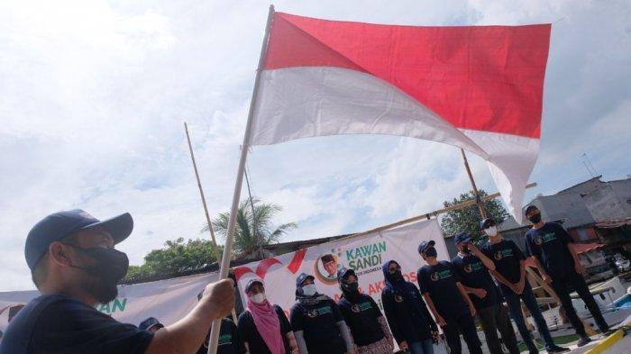 Relawan Kawan Sandi (RKS) Sulawesi Selatan Deklarasikan Sandiaga Uno Maju Capres 2024