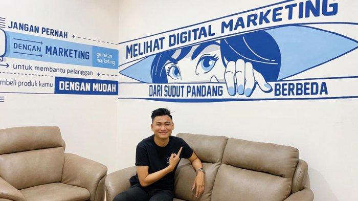 Ingin Belajar Digital Marketing, Simak Saja Tips dari Renaldy Pujiansyah