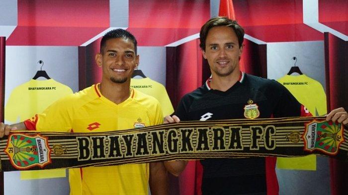Pemain Asing Bhayangkara FC Renan da Silva Ingin Sepak Bola Indonesia Tiru Liga Jerman