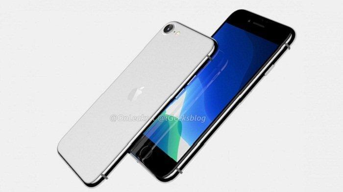 Diprediksi Meluncur Akhir Maret, Ponsel Murah Apple Bukan iPhone 9 atau iPhone SE2, Ini Harganya