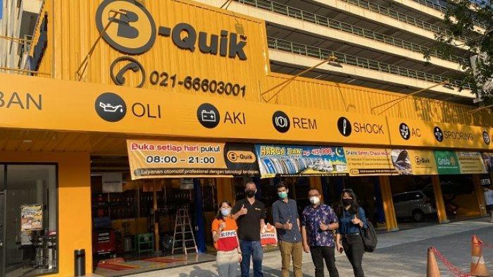 Repsol Menjadi Partner Penyedia Pelumas di Outlet B-Quik Indonesia