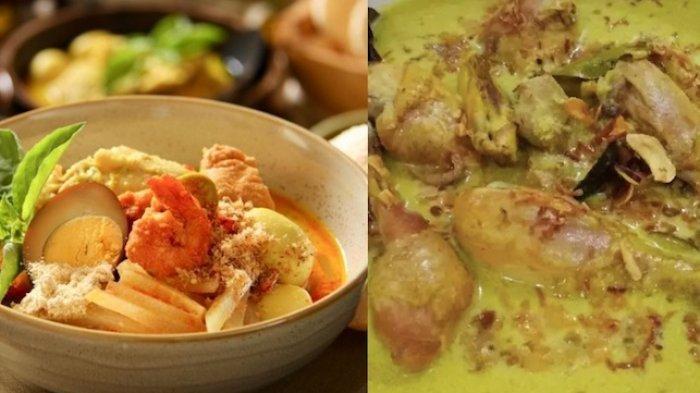 Resep Lontong Cap Go Meh dan Opor Ayam Kuning yang Mudah Buat Pemula