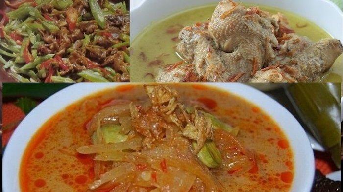 6 Resep Menu Lebaran Klasik dari Sayur Godog Betawi Hingga Ayam Bumbu Rujak