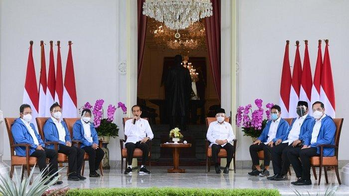 Reshuffle 6 Menterinya, Jokowi: Yang lalu Biarlah Berlalu, Menjadi Kenangan