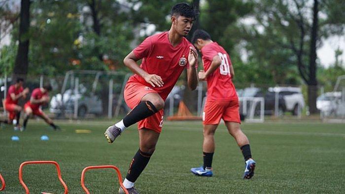 Resky Fandi Witriawan bek muda Persija Jakarta dipinjamkan ke klub Liga 2 Dewa United