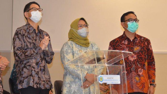 Hilangkan Stigma Pelayanan Berbelit-belit Ade Yasin Resmikan MPP di AEON Mal dengan 9 Layanan Publik
