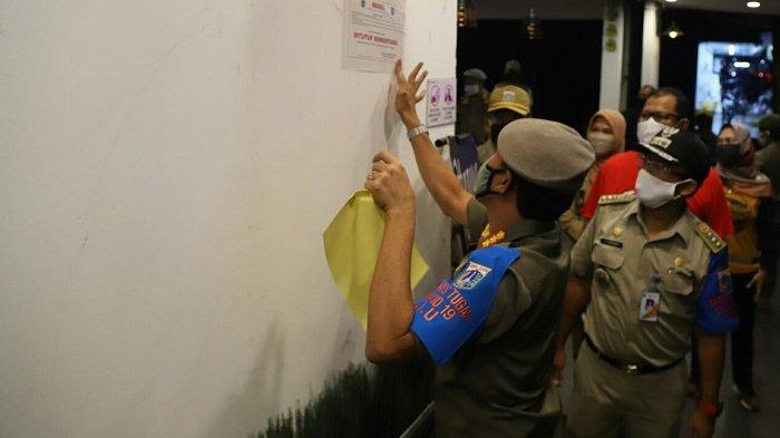 Tidak Terapkan Protokol Kesehatan, Dua Restoran di Kelapa Gading Didenda Rp 5 juta