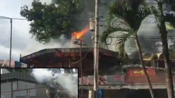 Ditemukan Bom Molotov di Restoran Legian Malioboro yang Hangus Terbakar Saat Demo Tolak UU Ciptaker