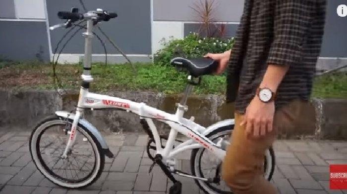 Ini 2 Sepeda Lipat Murah & Berkualitas yang Harganya Masih Rp 2 Juta Sampai Rp 3 jutaan