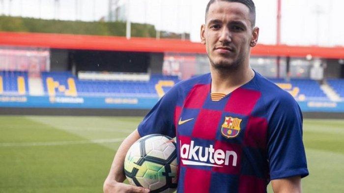 Pelatih Barcelona Ronald Koeman Melepas Striker Rey Manaj ke Spezia dengan Status Pinjaman Semusim