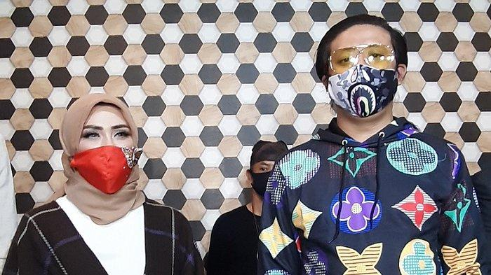 Rey Utami dan Pablo Benua.