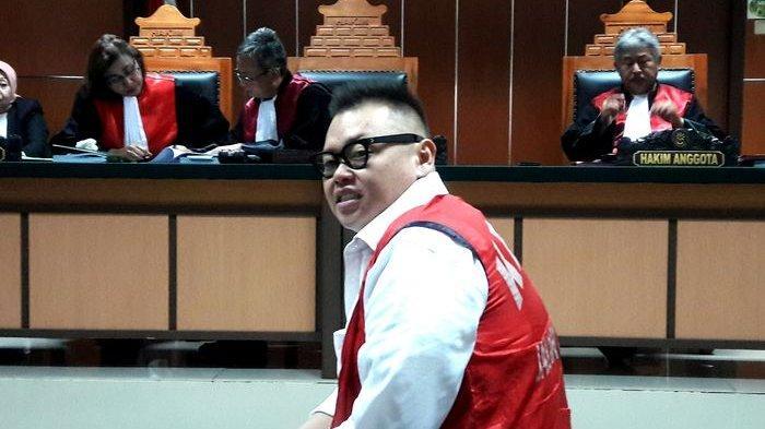 Reza Bukan Divonis 4,5 Tahun Penjara Pilih Pikir-pikir untuk Ajukan Banding