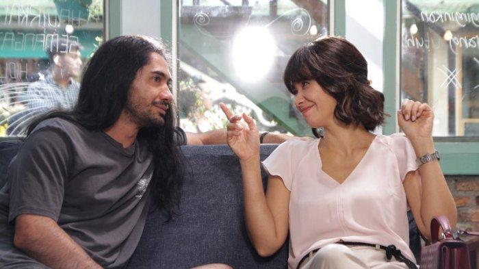 Bicara Soal Cinta, Begini Pandangan Reza Rahadian dan Marsha Timothy Lewat Film Toko Barang Mantan
