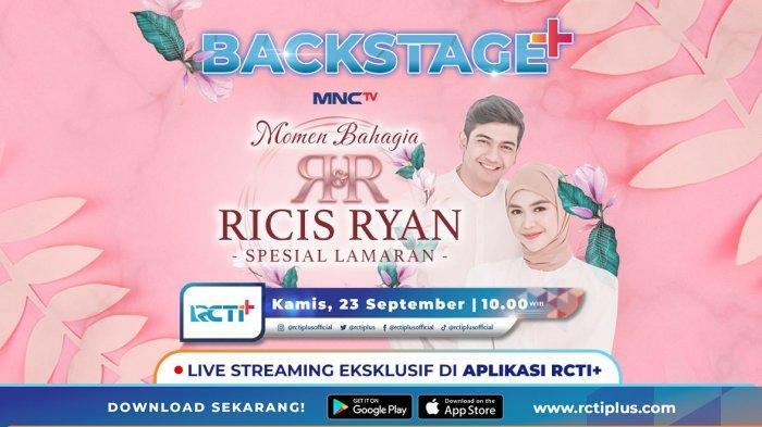 Teuku Ryan akan melamar Ria Ricis di Hotel JW Marriot Jakarta, Mega Kuningan, Jakarta Selatan, Kamis (23/9/2021) siang ini.