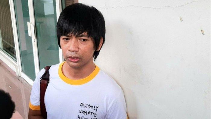 Rian DMasiv ketika ditemui di kawasan Pondok Indah, Jakarta Selatan, Senin (8/6/2020).