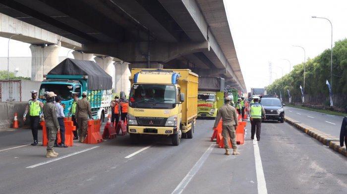 Meski Mudik Dilarang, H-5 Lebaran Tercatat 245 Ribu Kendaraan Tinggalkan Wilayah Jabotabek