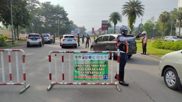 Cari Jalur Tikus ke Puncak, 2.115 Kendaraan Diputar Balik di Sentul