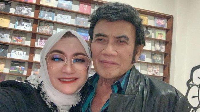 Sosok Ricca Rachim Istri Kedua Rhoma Irama yang Setia Meski Sering Dipoligami