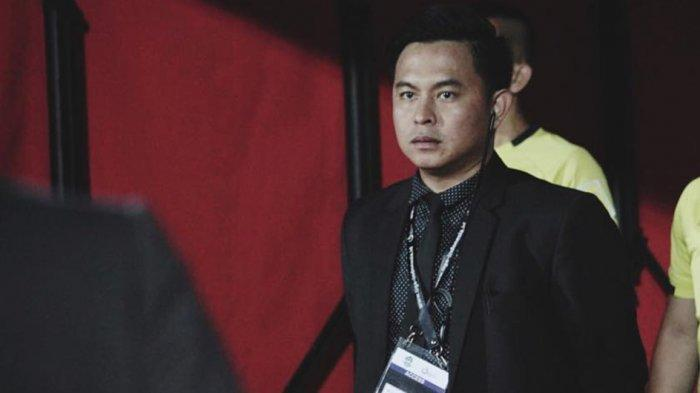 Richi Kurniawan, Manajer Bali United Youth
