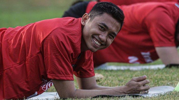 Ricky Fajrin Bek Bali United Resmi Jadi Ayah, Setelah Istrinya Melahirkan Anak Perempuan di Semarang