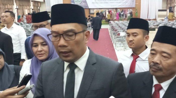 Soal Putusan MK, Ridwan Kamil: Senang Jangan Berlebih, Kecewa Jangan Berlarut-larut